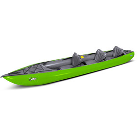 GUMOTEX Solar 3 - Barca - gris/verde